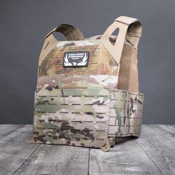 AR500 Body Armor Invictus Plate Carrier Multicam