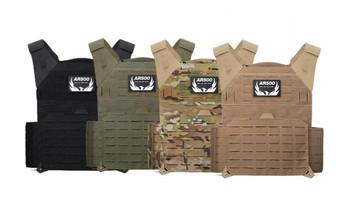 AR500 Body armor Invictus plate carrier