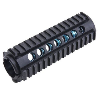 ProMag AR-15 Carbine Drop In Quad Rail Hand Guard Polymer Black (PM242)
