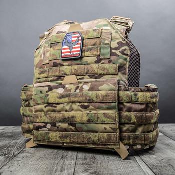 AR500 Body Armor® Testudo™ Plate Carrier Gen 2 Multicam (TESTUDO2MC)