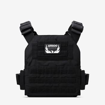 AR500 Body Armor® Veritas™ Modular Plate Carrier - Black (VERITASBLK)