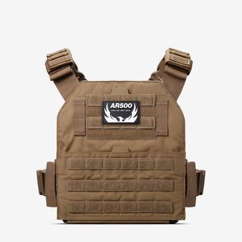 AR500 Body Armor® Veritas™ Modular Plate Carrier Coyote (VERITASCY)