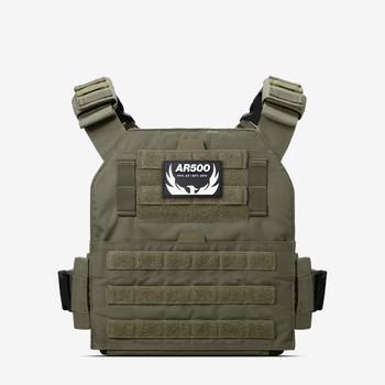 AR500 Body Armor® Veritas™ Modular Plate Carrier Olive Drab (VERITASOD)