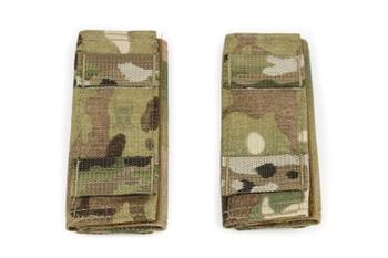 AR500 Body Armor® Pair of Shoulder Pads MultiCam (SHLDRPADMC)