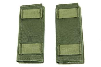 AR500 Body Armor® Pair of Shoulder Pads Olive Drab (SHLDRPADOD)
