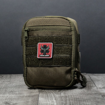 Edit a Product - AR500 Body Armor® IFAK Tactical Emergency Personal Injury Kit Olive Drab (BIFAKOD)