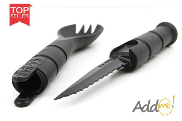 Ka-Bar Spork (Spoon Fork Knife) Tool 9909