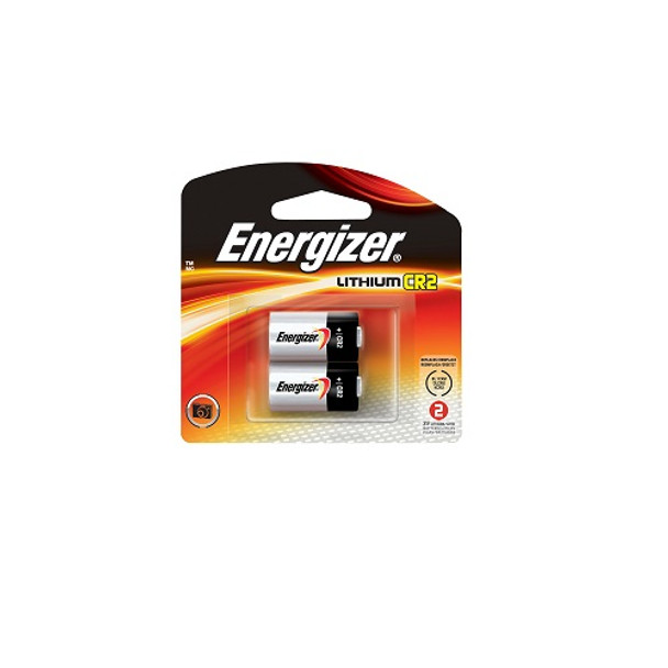 Energizer EL1CR2BP2 Energizer CR2 Battery 2pk EL1CR2BP2
