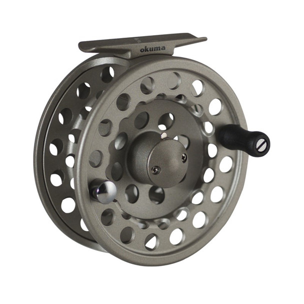 Okuma SLV56 Okuma SLV Super Large Arbor Fly Reel 1 RB 5/6 Wt 12/140