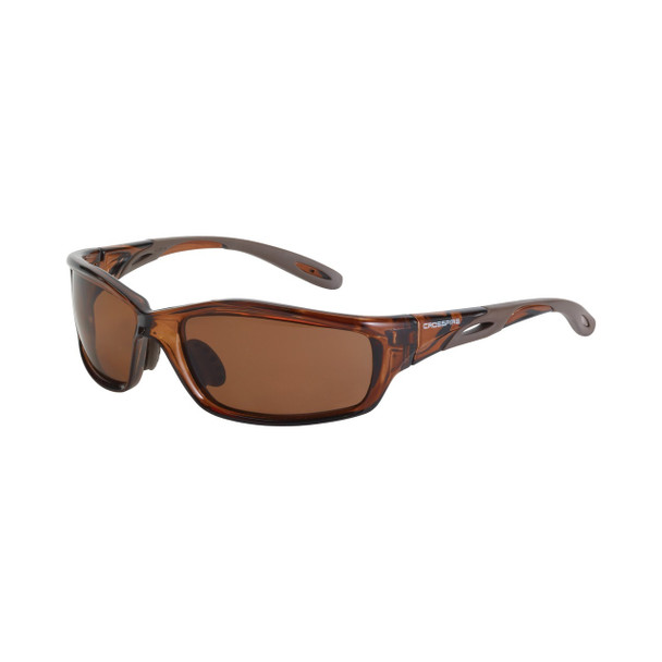Crossfire XFM1-303PC Mach 1 Crystal Brown Frame w/HD Brown Polarized Lens
