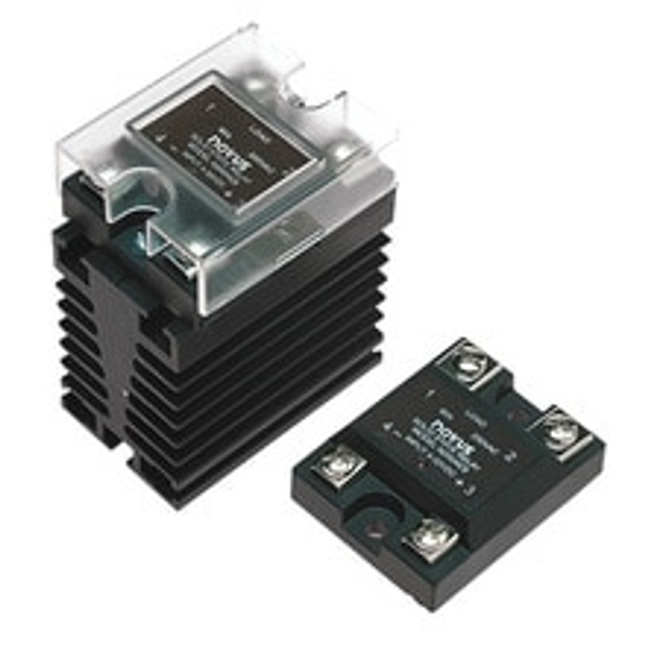 SSR-4840 40A / 480 Vac switching voltage: 4 to 32 Vdc