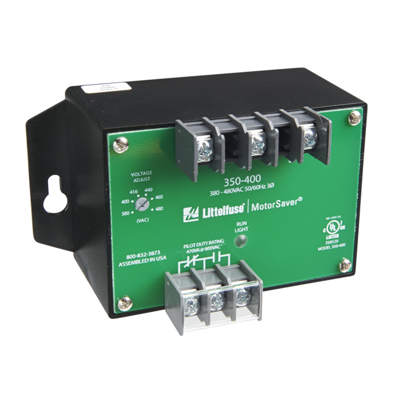 3-PHASE VOLTAGE MONITOR/ 190-2