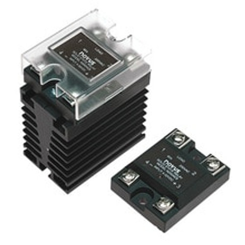 SSR-4825 25 A / 480 Vac switching voltage: 4 to 32 Vdc