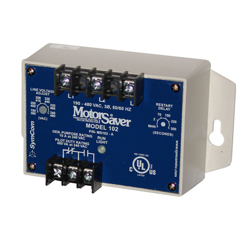 102600 3-PHASE VOLTAGE MONITOR