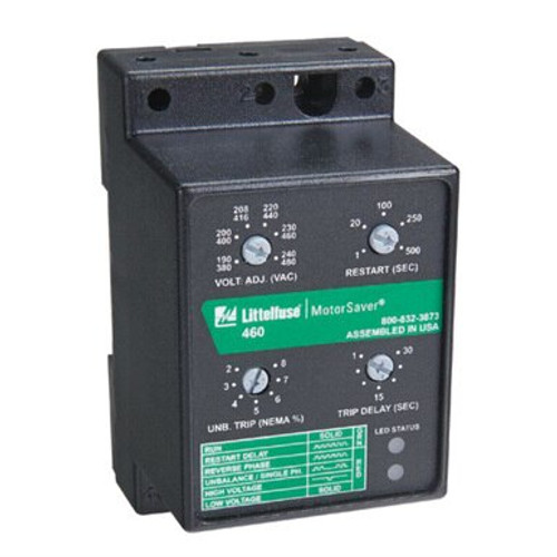 1-PHASE VOLTAGE.MONITOR 190-2