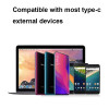 Universal USB C to 3.5mm AUX Headphone Adapter Type C to 3.5mm Jack For Android