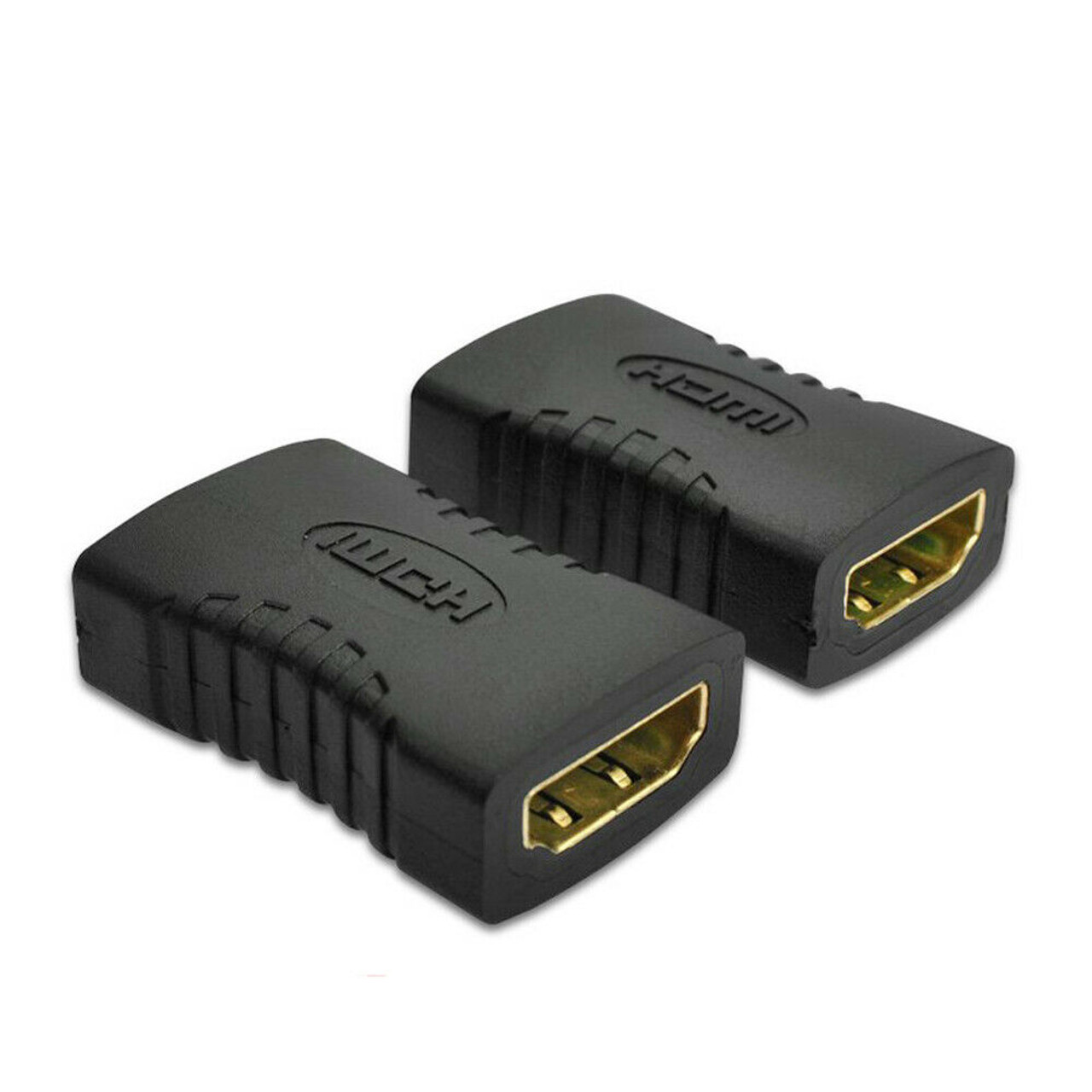 HDMI Female to Female Coupler (2-Pack)