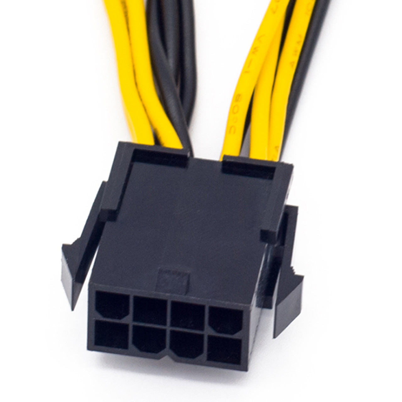 EPS12V / CPU 8pin to dual 6+2pin PCI-E PCI express adapter cable Y splitter