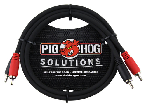 3ft RCA-RCA Dual Cable