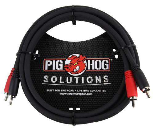6ft RCA-RCA Dual Cable