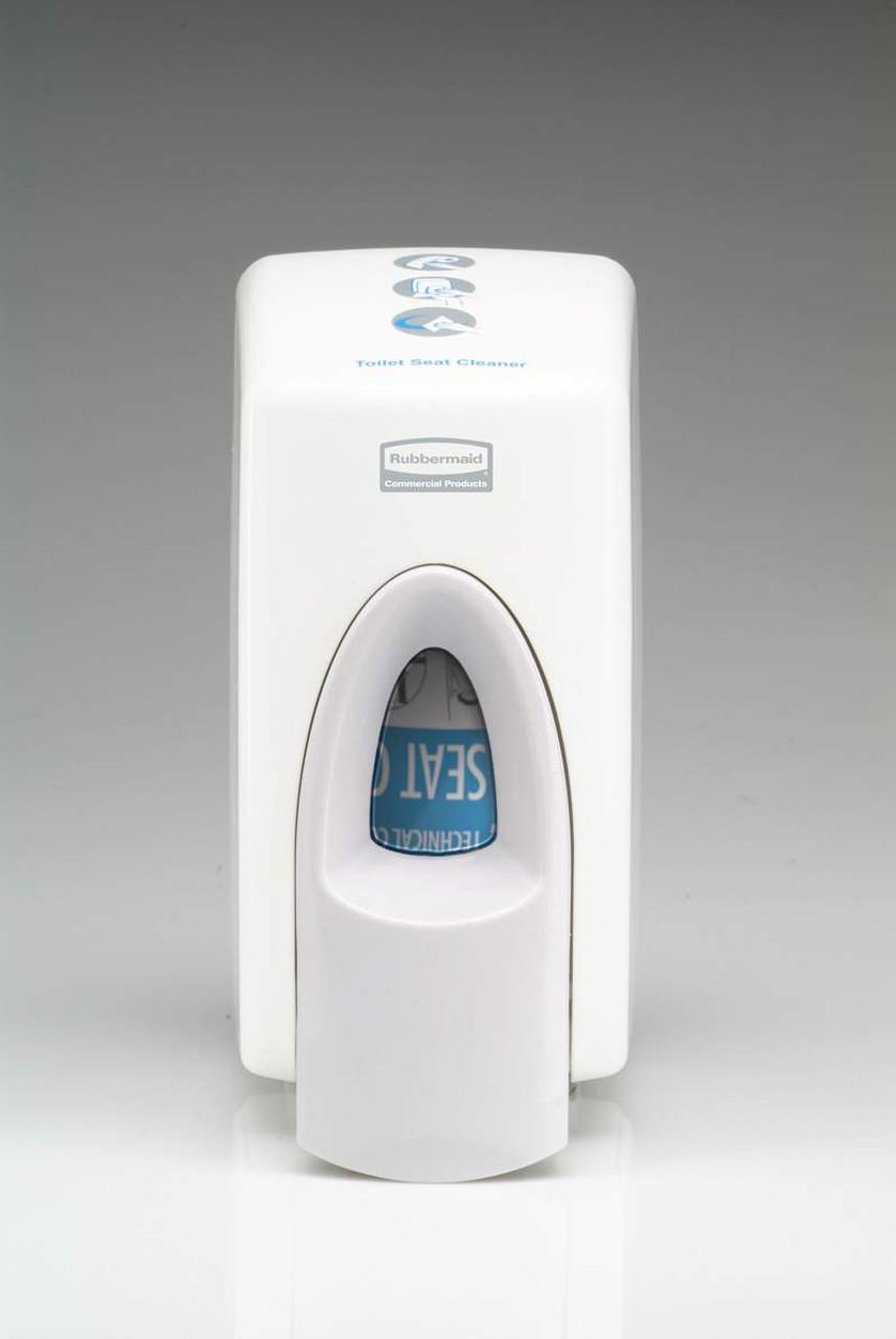 Rubbermaid 400ml Rubbermaid Spray Seat & Handle Cleaner Dispenser - White