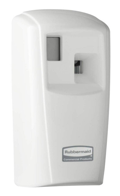 Rubbermaid Dispenser Microburst 3000 LCD White