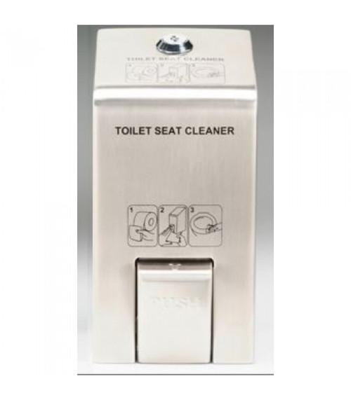 Rubbermaid 400ml Generic Spray Seat & Handle Cleaner Dispenser - Stainless Steel