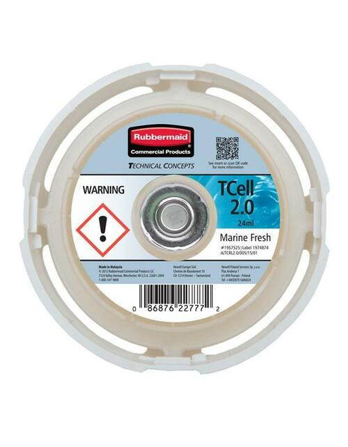 Rubbermaid TCell 2.0 Refill Marine Fresh