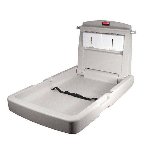 Rubbermaid Vertical Baby Changing Station
