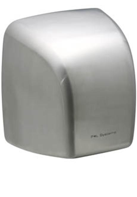 P+L 2100 Watt Hand Dryer - Brushed S/S