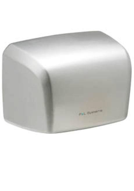 P+L 1000 Watt Hand Dryer - Brushed S/S