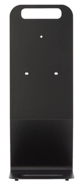 2143544 - Rubbermaid AutoFoam Countertop Station - Black - Eliminates the need to drill walls or surfaces