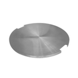 Yes - Add Stainless Steel Lid (+$148.00) -- OFG105SS
