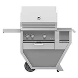 Deluxe Cart with Double Side Burner (+$1450.00)