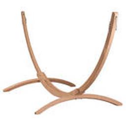 Canoa Caramel Spruce Stand (+$550.00) -- CNS20-1