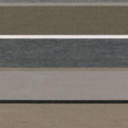 Grade A Acrylic Milano Char Stripe (+$214.00) -- SWV-56079