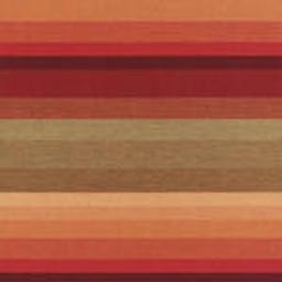Grade A Sunbrella Astoria Sunset Stripe - Ships within 1 week (+$119.00) -- SWV-56095