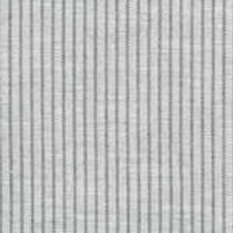 Grade B Sunbrella Idol Stripe Silver - (+$10.00)  --  5878