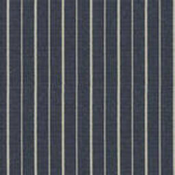 Grade B Sunbrella Pinstripe Denim - (+$10.00)  --  1472