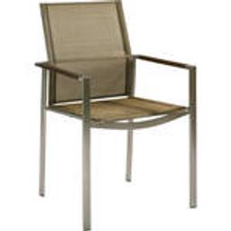 Graphite armrest with Titanium sling -- 1MEA.01.502