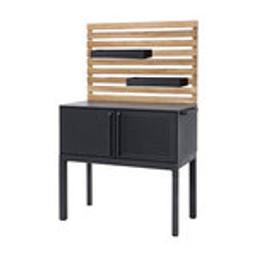Add Teak Wall Shelf (+$535.00) -- W3549T