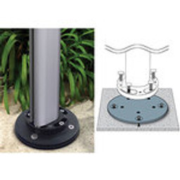 Concrete Mount Kit - Recommended (+$140.00) -- MKC17