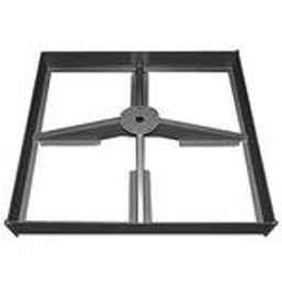 Steel Base Frame - Concrete Pavers Not Included (+$424.00) -- BC05XM