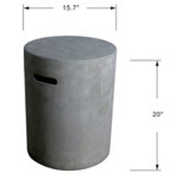 Add LP Tank Cover - (+$179.00) -- ONB01-102