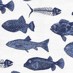 Grade D Sunbrella Fish Bones  (+$320.00) -- 6060