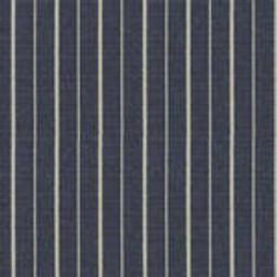 Grade B Sunbrella Pinstripe Denim  (+$250.00) -- 1472