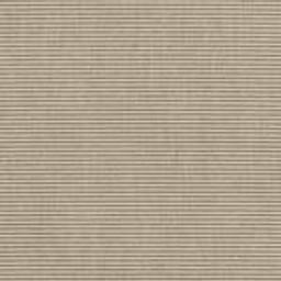 Grade B Sunbrella Taupe/Beige Rib  (+$250.00) -- 7761