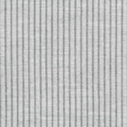 Grade B Sunbrella Idol Stripe Silver  (+$150.00) -- 5878