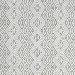 Grade C Sunbrella Aman White/Dove  (+$170.00) -- 1414