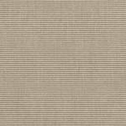Grade B Sunbrella Taupe/Beige Rib  (+$99.00) -- 7761